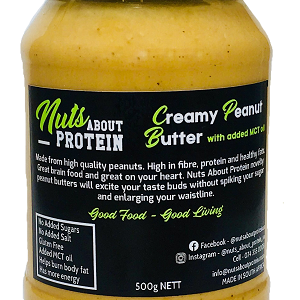 Creamy Natural Peanut Butter