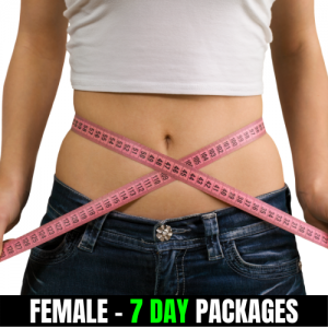 Weight-Loss Combos – Female ( 7 day & Up meals)