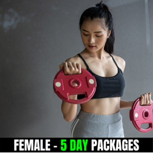 Weight-Loss Combos – Female ( 5 day & Up meals)
