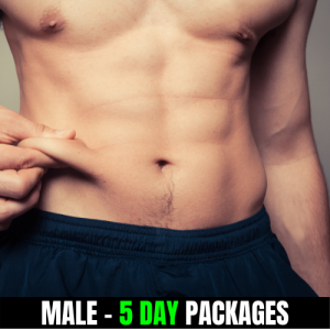 Weight-Loss Combos – Male ( 5 day & Up meals)